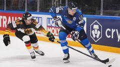 ЧС з хокею. Фінляндія обіграла Німеччину і вийшла до фіналу