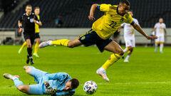 Швеция – Армения – 3:1. Видео голов и обзор матча