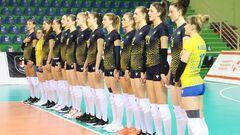 Словаччина – Україна. Золота Євроліга (ж). Дивитися онлайн. LIVE трансляція