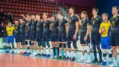 Украина – Словакия. Золотая Евролига (м). Смотреть онлайн. LIVE трансляция