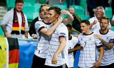 Германия взяла верх над Португалией и выиграла молодежный Евро-2021 U-21