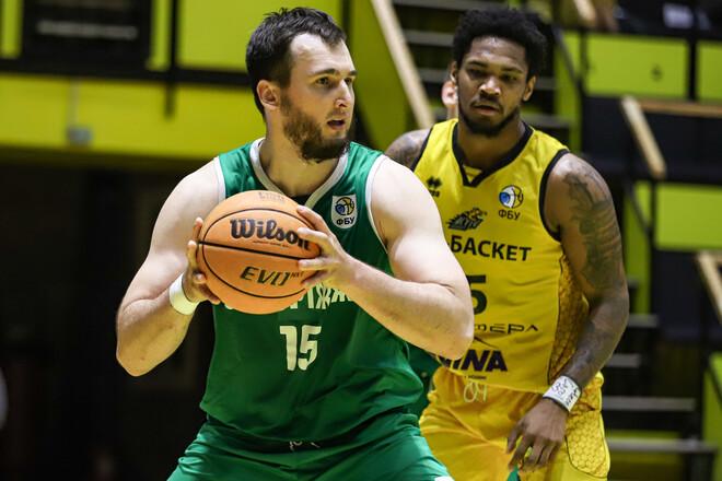 БК Запорожье разгромил Киев-Баскет и вышел в финал Суперлиги