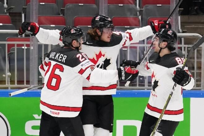 ЧМ по хоккею. Есть золото. Канада в овертайме обыграла Финляндию в финале