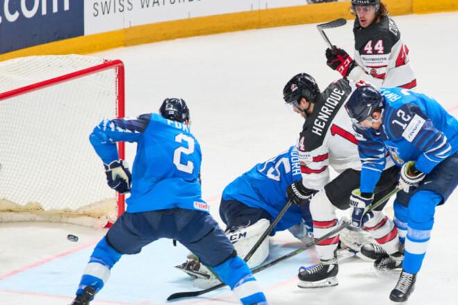 ЧМ по хоккею. Обзор финального матча Финляндия - Канада
