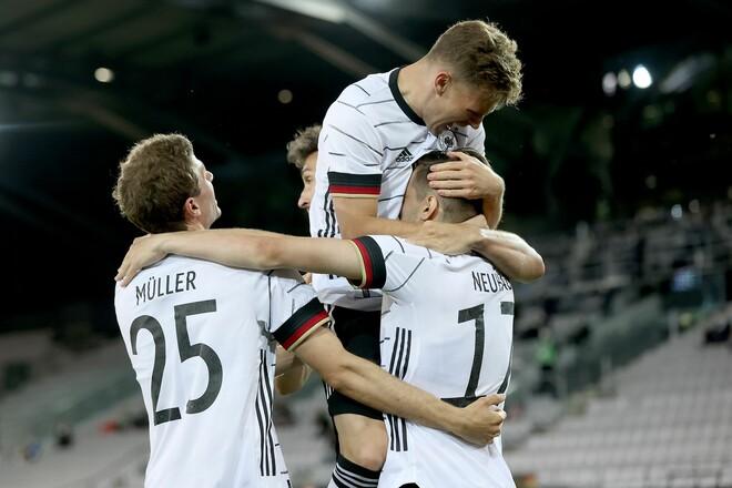 Германия - Латвия. Прогноз и анонс на товарищеский матч