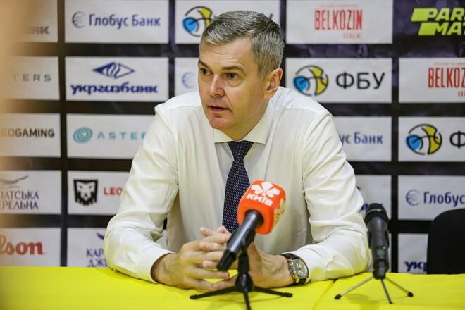 Айнарс БАГАТСКИС: «Проиграли Запорожью в одни ворота»