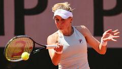 Козлова одержала волевую победу над россиянкой на турнире в Ноттингеме
