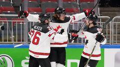 ЧС з хокею. Є золото. Канада в овертаймі переграла Фінляндію в фіналі
