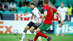 Германия U21 – Португалия U21. Финал Евро. Смотреть онлайн. LIVE трансляция