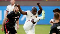 Лукаку решает. Бельгия переиграла Хорватию в товарищеском матче