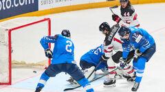 ЧС з хокею. Огляд фінального матчу Фінляндія - Канада