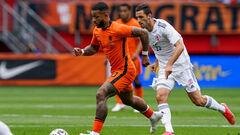 Нидерланды –Грузия – 3:0. Депай забивает. Видео голов и обзор матча