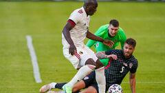 Бельгия –Хорватия –1:0. Видео гола Лукаку и обзор матча