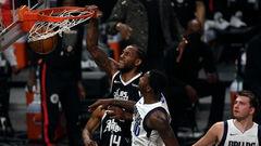 НБА. 46 очков Дончича не спасли Даллас, Клипперс выигрывает серию