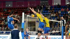 В полуфинале Золотой Евролиги Украина сыграет с Бельгией