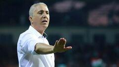 Тренер Кіпру: «Україна грає в нападі більш технічно, ніж Угорщина»