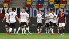 Бундестим уничтожает! Германия забила 7 голов Латвии накануне Евро