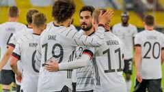 Германия – Латвия – 7:1. Разгром в Дюссельдорфе. Видео голов и обзор матча