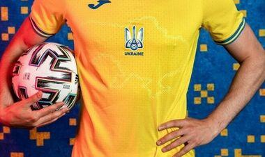 Идут до конца. РФС обратился в УЕФА из-за формы сборной Украины