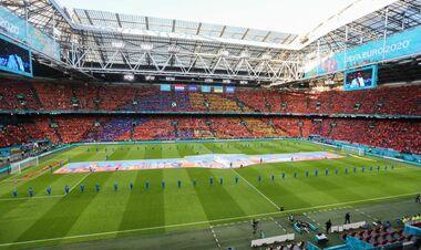 Нидерланды – Украина – 3:2. Текстовая трансляция матча