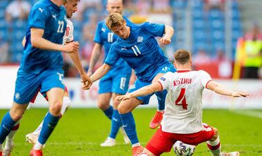 Польша – Исландия – 2:2. Как играл Кендзера в защите. Видео голов и обзор