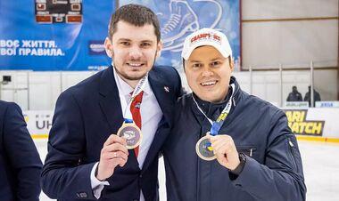 Сын Колесникова стал президентом ХК Донбасс