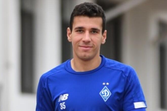 Молодой вратарь Динамо рассказал о своем восстановлении
