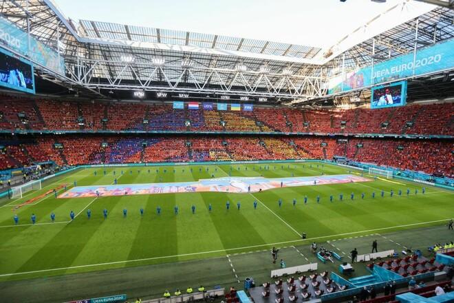 Нидерланды – Украина – 2:1. LIVE