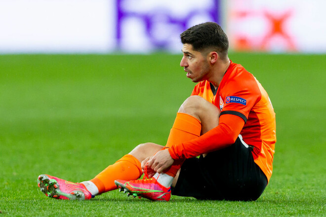 Журналист: Шахтер отказался продавать Соломона в Арсенал за 20 млн евро