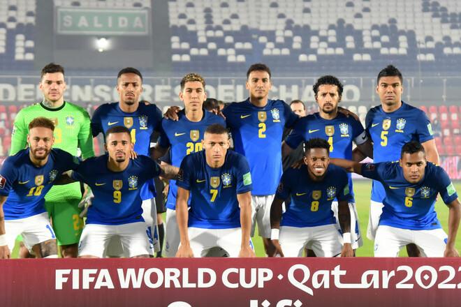 Збірна Бразилії прийме участь в Копа Америка