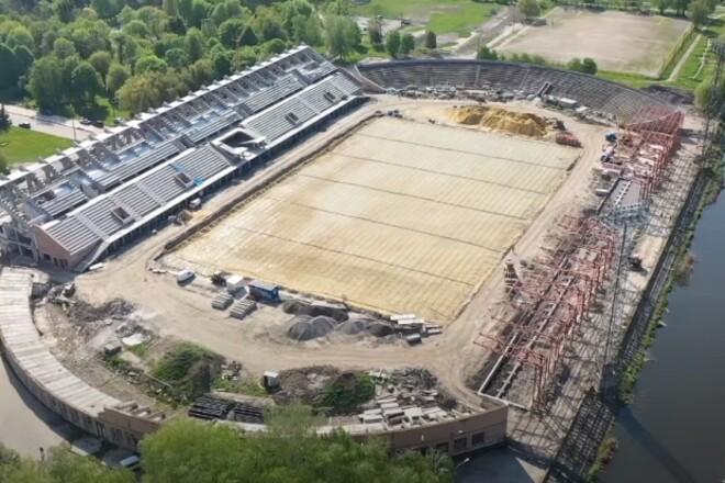 Верес на сезон УПЛ заявил три стадиона. В том числе в Ровно