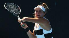 Завацкая стартовала с победы на турнире в Хорватии