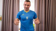 Виталий КЛИЧКО: «Новая форма добавляет Украине духа и воли к победе»