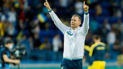 Андрей ШЕВЧЕНКО: «У нас в каждой линии есть игроки с опытом»