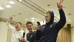 В УАФ пояснили, как в плей-лист сборной попала российская музыка