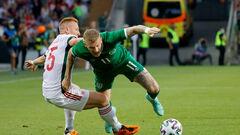 Венгрия –Ирландия –0:0. Ничья в Будапеште. Видеообзор матча