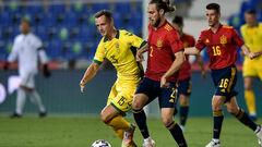 Іспанія – Литва – 4:0. Замінили основу молодіжкою через вірус. Відео голів