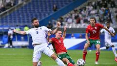 Франция –Болгария –3:0. Бисиклета Гризманна и дубль Жиру. Видео голов