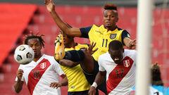 Эквадор проиграл Перу в матче квалификации чемпионата мира 2022