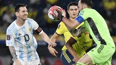 Большой камбэк. Колумбия отыграла два мяча у Аргентины в квалификации ЧМ