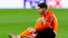 Журналіст: Шахтар відмовився продавати Соломона до Арсеналу за 20 млн євро