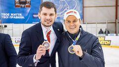 Син Колеснікова став президентом ХК Донбас