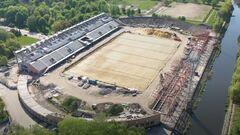 Верес на сезон УПЛ заявив три стадіони. У тому числі в Рівному