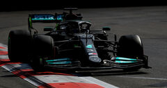 «Недопустимые результаты». Мерседес разочарован гонками в Монако и Баку