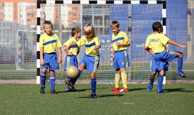 Футбольный Ренессанс в Харькове начнется с детской академии