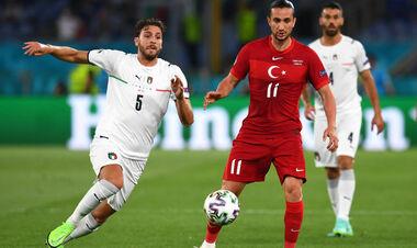Турция – Италия – 0:3. Текстовая трансляция матча
