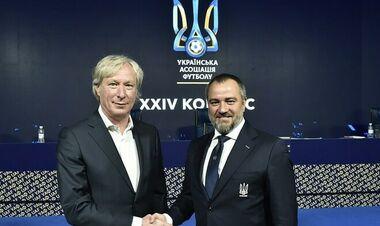 «Приелась работа в Динамо». Суркис рассказал об уходе Михайличенко в УАФ