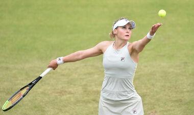 Козлова в трех сетах проиграла первой сеяной на турнире в Ноттингеме