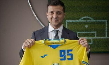 Эти слова в душе каждого украинца. Офис Зеленского ответил на решение УЕФА