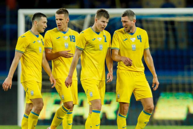 Без «Героям слава». УЄФА зобов'язав змінити форму збірної України